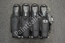 Joey 4+7 Paintball Harness Pack Including (4)140 Tubes