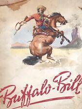 Album Figurine BUFFALO BILL 1949 KOMPLETT west sticker panini karl may wm wc 70