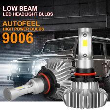 OSRAM 9006 LED Headlight Kit HB4 1080W 162000LM Car Beam Bulbs 6000K HID Replace