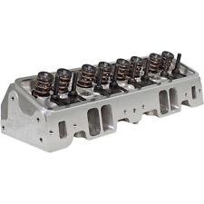 AFR Cylinder Head Set 1038; Eliminator 195cc Aluminum 75cc for Chevy 262-400 SBC