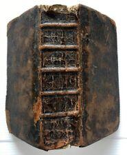 1666 HARANGVES ELOQUENCE LATIN LITTERATURE MILITARIA TACITE LIVRE RARE BOOK GREC