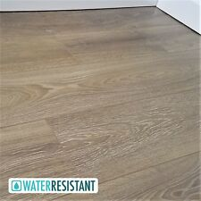 SAMPLE Top Quality Wide Plank European Oak Laminate Flooring - Whistler 12mm
