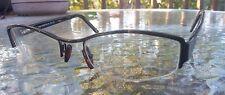 Scandinavian Eyewear - 9266 Skaga Designer Eyeglasses 5303 Green/Black