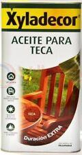 Aceite de teca Xyladecor 5 lt Teca