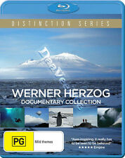 Werner Herzog Documentary Collection - 4 Films NEW Arthouse Blu-Ray 2-Disc Set