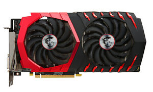 MSI Radeon RX 580 Gaming X 8gb 256-bit Gddr5 PCI Express 3