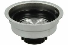DELONGHI PARTS - 1 CUP METAL BASKET GROUP FILTER FOR COFFEE MACHINE