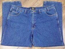 Mens Redhead Jeans 44x30 Bass Pro Classic Fit Medium Wash 100% Cotton