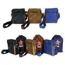 Fairtex Crossbody Bag Nylon Brown Color Men And Women Bag7 Muay Thai Boxing Mma