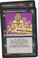 Dismemberment of Osiris x2 FN