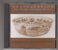SANDBLASTING - el paso sound wall CD