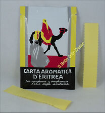 CARTA Aromatica d'ERITREA profumo ambienti 60 listelli