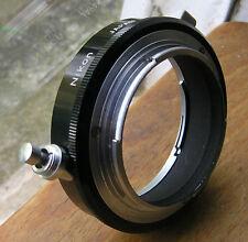 Nikon F E2 14mm Tubo di estensione ai non-stop down solo manuale