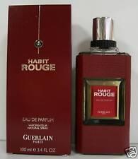 HABIT ROUGE BY GUERLAIN EAU DE PARFUM SPRAY 100 ML NIB