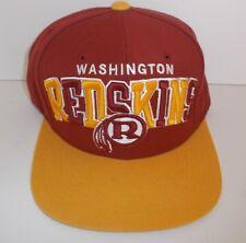 WASHINGTON REDSKINS BASEBALL CAP NFL VINTAGE ONE SIZE FITS ALL MITCHELL & NESS