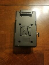 V-Mount battery plate for DJI Ronin-M/MX, Movi Stabilizers
