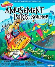 Amusement Park Science Kit Scientific Explorer Explore kinetic energy Ages 8+