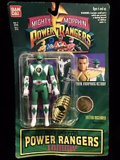 1994 BanDai Mighty Morphin Power Rangers/Auto Morphin Tommy/The Green Ranger