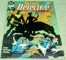 Detective Comics 612, NM- (9.2) 1990 Catwoman! 50% off Guide!
