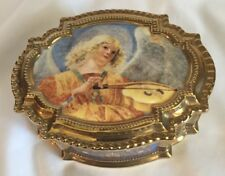 Angels of the Vatican Music Box Collectible Franklin Mint Ave Maria