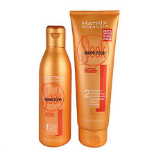 Sleek Look Shampoo and Conditioner 8.5 fl oz (Duo Pack)