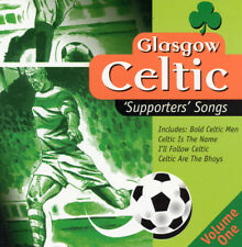 Glasgow Celtic 'Supporters' Songs (Volume One)   NEW & SEALED CD (Sports Music)