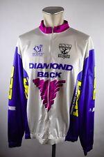 Diamond Back DBR 94 De Marchi cycling jersey maglia Rad Trikot Gr. XXL 68cm T1