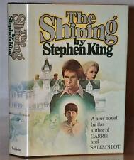 *SIGNED* ~STUNNING 1ST/1ST EDITION~ THE SHINING ~STEPHEN KING~ W. PSA/COA