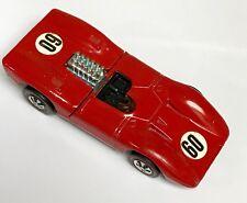 Hot Wheels Redline Cherry Red Ferrari 312P USA Near Mint GP 1969 Shiny Enamel
