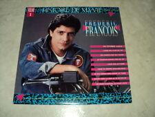 FREDERIC FRANCOIS 33 TOURS HISTOIRE DE MA VIE 1