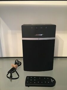 BOSE Sound Touch 10 Wireless Music System 416776