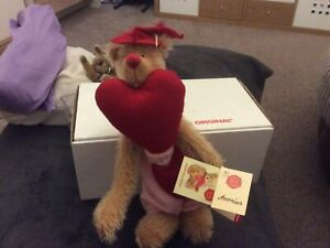Hermann Bear Amorius Limited Edition 104/800 Andrea Rath IDEAL FOR VALENTINES