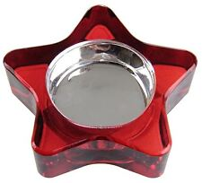 Star Glass Modern Candle & Tea Light Holders