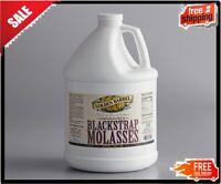 (4/1 Gallons) Golden Barrel Kosher Sulfur-Free Blackstrap Molasses Restaurant