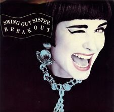 """SWING OUT SISTER """"Breakout"""" (45 RPM) 7"""" Vinyl Record w/ Picture Sleeve MINT"""
