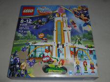 New Lego Dc Comics Super Hero Girls High School 41232 Lena Luthor Poison Ivy >>