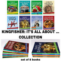 It's all about...Series Children's Beginner Readers Collection Book set for Kids