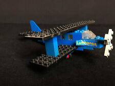 Lego 1562 Lufthansa Double-Decker City  Flugzeug