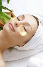 Under Eye Gel Patches 30 Sets 24k Gold Luxury Collagen Wrinkles Bags & Circles