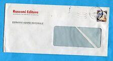 1983 CASTELLI £.20 ISOLATO tariffa RIDOTTA ESTRATTO CONTO EDITORI !!  (270122)