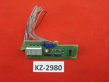 Siemens Waschmaschine Elektronik Steuerung AN00923100 5560000031 #KZ-2980