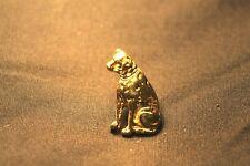 RCA NIPPER GOLD TIE TACK PIN
