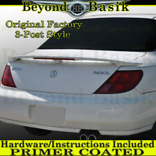 1996 1997 1998 1999 Acura Cl 3-Post Factory Style Spoiler Wing w/Led Primer