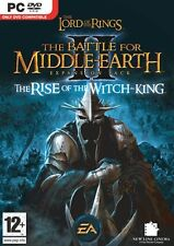 NEW SEALED Lord of the Rings Battle for Middle Earth II 2 Rise of the Witch King