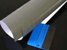Gau Glanz mit Rakel Autofolie 400x152cm Blasenfrei Luftkanäle korrigierbar