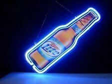"""New Miller Lite Bottle Beer Neon Sign 17""""x14"""""""