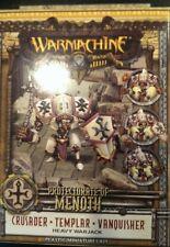 Warmachine Hordes Protectorate of Menoth Crusader Templar Vanquisher Warjack