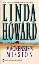 Mackenzie's Mission - Linda Howard (Romance Paperback)
