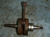 Crankshaft crank shaft core 1976 BULTACO 250 PURSANG MK9 167