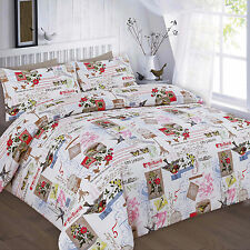 Nature Tilly Bird Duvet Cover Set Bedding Set Quilt Cover with Pillowcases